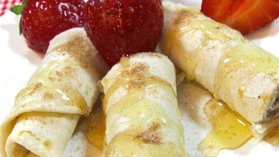 Photo of Spicy Dessert Roll-Ups by Leigh-Anne McGarel