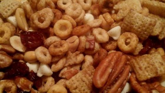 Kerri's Concoction Sweet Snack Mix