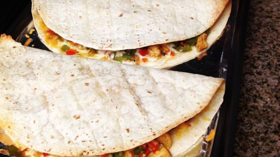 Chicken Quesadillas Recipe Allrecipes Com