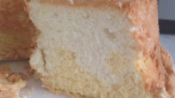 Two Part Angel Cake
