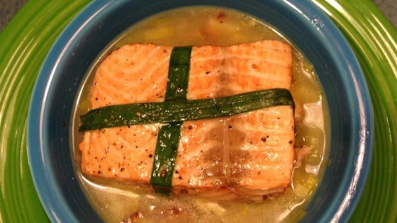 Photo of Valentine's Salmon by Chef John
