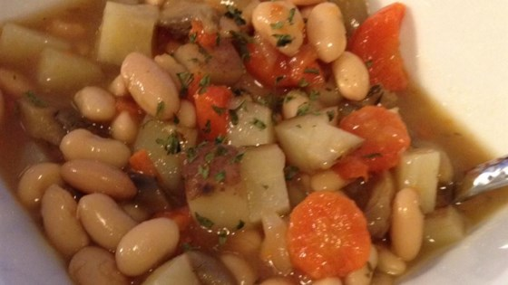 Photo of Vegetarian Cassoulet by Syd