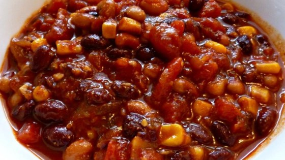 Photo of Spicy Vegan Chili by karkar