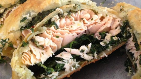 Photo of Puff Pastry Salmon by danigirl
