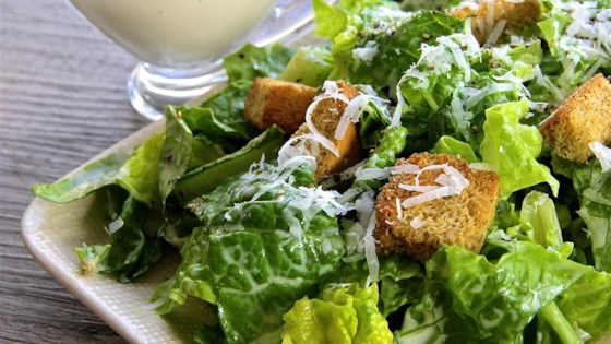 The Best Caesar Salad Dressing Recipe