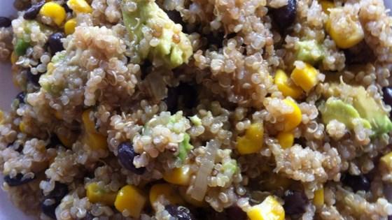 Photo of Cilantro Lime Quinoa by amacaday.com