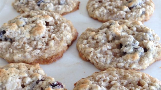 Photo of Raisin Oatmeal Cookies by D L SUTTON