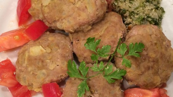 Photo of Curried Fowl Balls by BethE