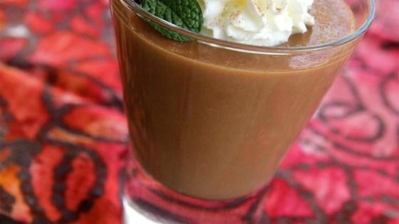 Photo of Brazilian Style Chocolate Pudding by Fernanda Fatio