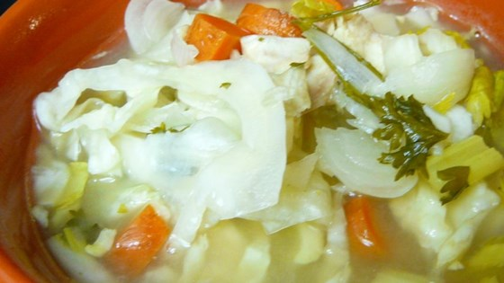 Photo of The Best Slow Cooker Chicken Soup by Bizzle