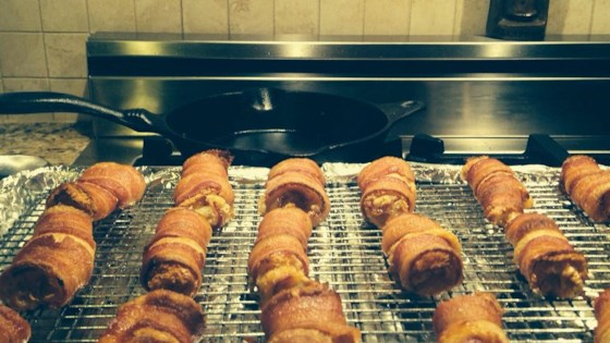 Photo of Sweet and Savory Bacon Wraps by Nikki S.