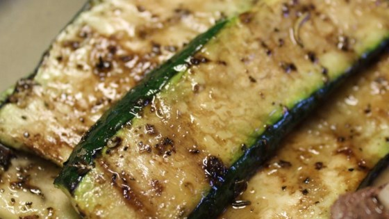 Photo of Balsamic Grilled Zucchini by LashGal