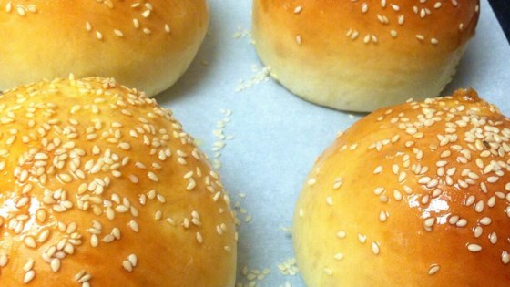 Photo of Burger or Hot Dog Buns by Sally