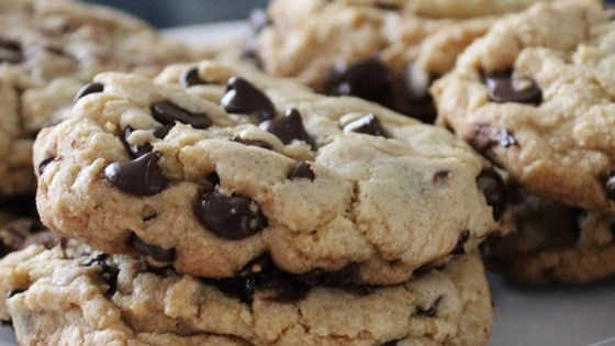 Photo Of Best Fat Chewy Chocolate Chip Cookie By Elizabethbh