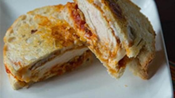 Photo of Chicken Parmesan Panini by RAGÚ®