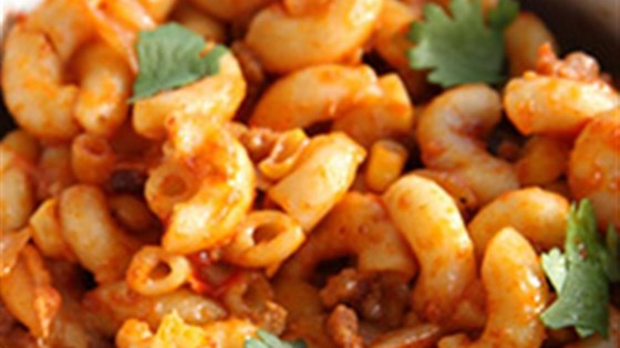 Photo of Zesty Cheesy Chili Mac by RAGÚ®