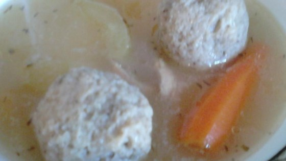 Photo of Cogy's World Famous Matzo Balls by cogy