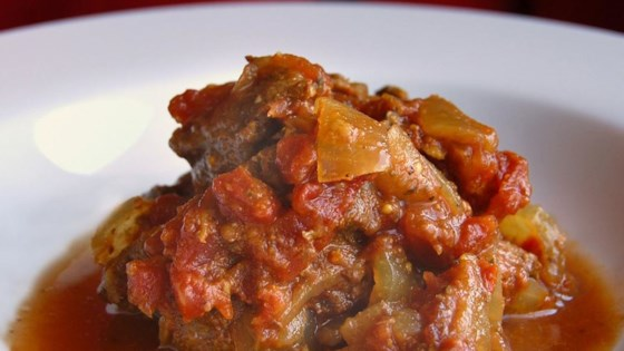 Photo of Spicy Beef Curry Stew for the Slow Cooker by NANCIG