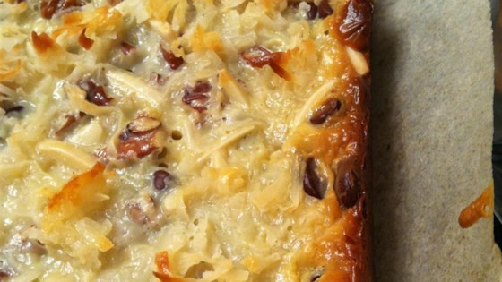 Photo of (Gluten Free) Magic Cookie Bars by Jewels