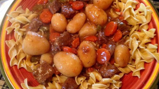 Photo of Slow Simmer Beef Stew by KESSIANNE