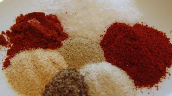 Photo of Cajun Spice Seasoning Mix in a Jar by Debbie