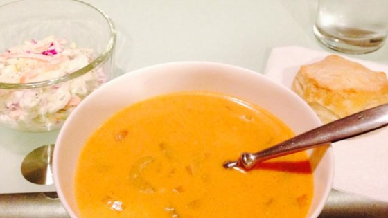 Photo of Buffalo Chicken Soup by Keiko
