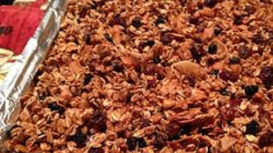 Photo of Addictive and Healthy Granola by HealthRebootCoach