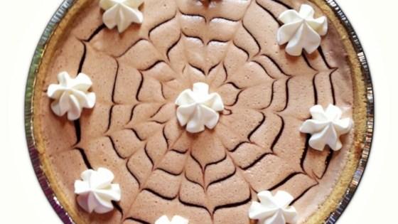 Chocolate Bar Pie II