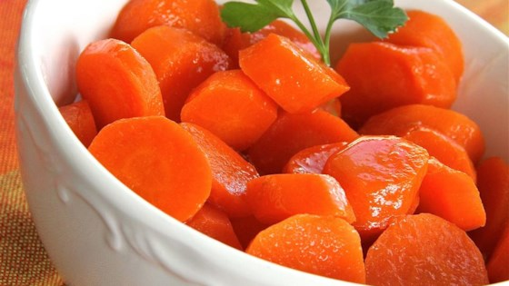 Photo of Maple Glazed Carrots by cherbear