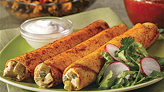 Photo of Baked Chipotle Chicken Flautas by Mission Foods