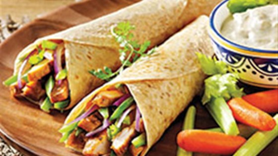 Photo of Buffalo Chicken Tacos from Mission® by Mission Foods