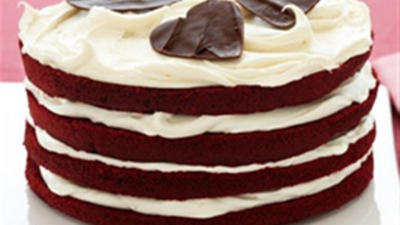 Photo of Red Velvet Dream Torte by Duncan Hines® Canada