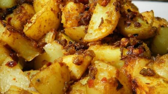 Bengaladumpa Vepudu (Potato Stir-Fry)