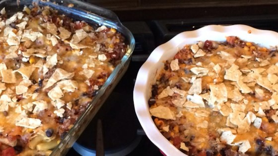 Photo of Chili Macaroni Casserole  by Beth71