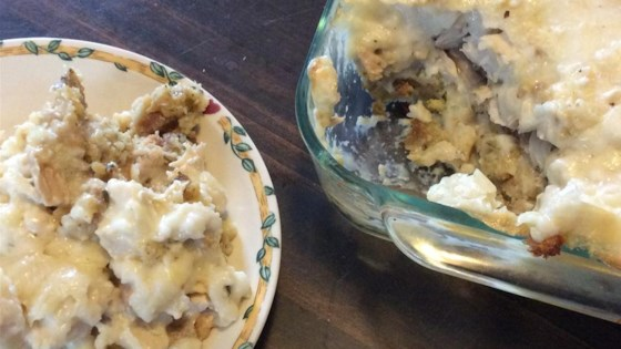 Photo of Thanksgiving Leftover Casserole by Sharon Pruitt
