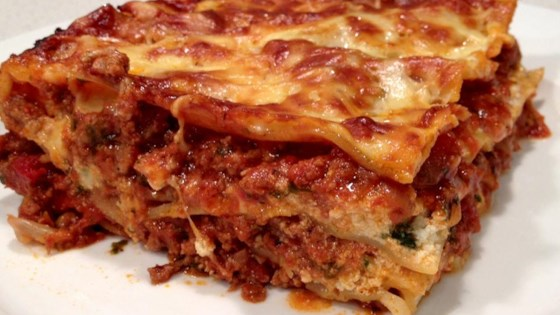 Photo of Kim's Lasagna by bbypookins