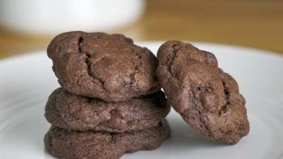 Photo of The Best Double Chocolate Chip Cookie by ORBAMINK