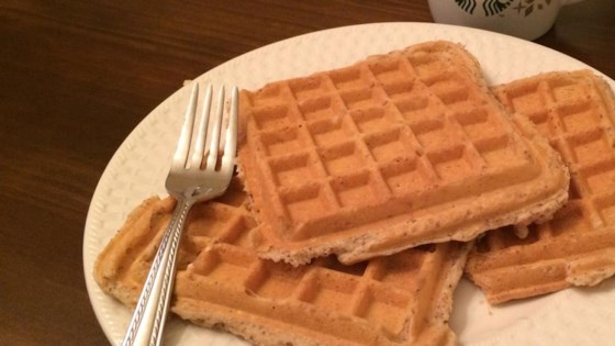 Photo of Vegan Waffles by jessieskibbe