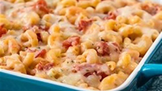 Photo of Creamy Herb and Garlic Mac n' Cheese by KRAFT Shredded Cheese with a TOUCH OF PHILADELPHIA