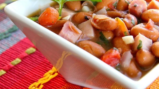 Photo of Easy Cowboy Beans (Frijoles Charros) by Nancy