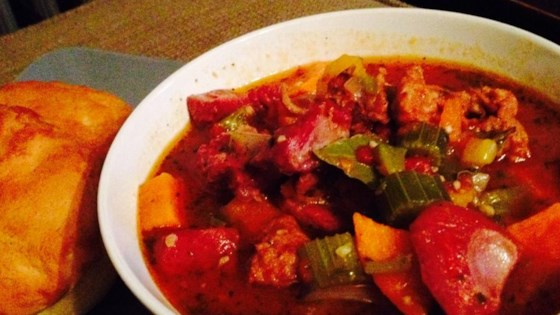 Photo of Spicy Turkey Sweet  Potato Gumbo by Kevin Smeltzer