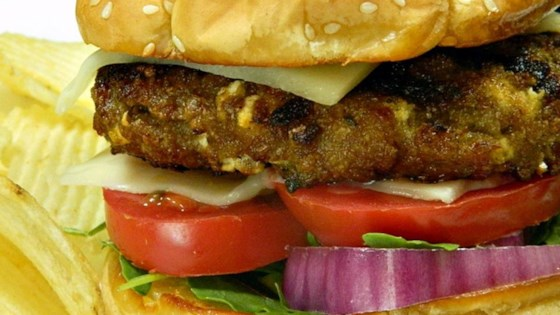 Photo of Pesto Turkey Burgers by ELADOUSA