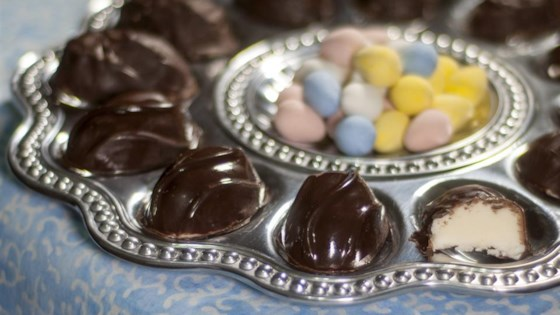 Photo of Butter Cream Easter Egg Candies by FoodJunkie