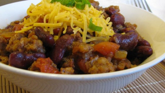 Photo of Thirty Minute Chili by Jen