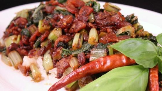 Photo of Bacon-y Bok Choy by SHUNPR
