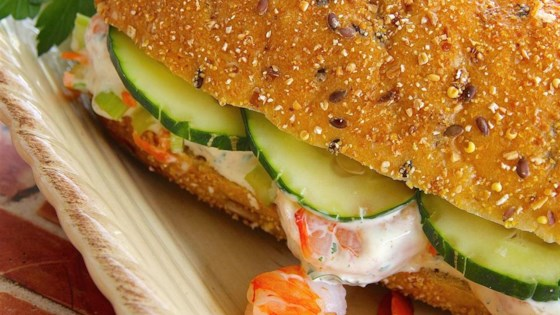 Photo of Prawn Banh Mi by J9