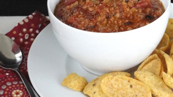 Photo of Jay's Spicy Slow Cooker Turkey Chili by JThomas