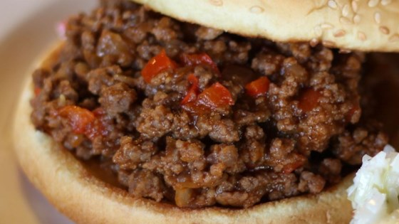 Photo of Chef John's Sloppy Joes  by Chef John