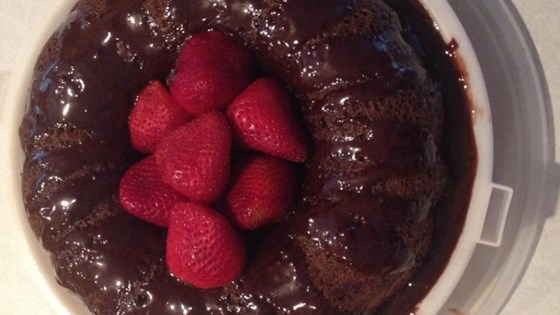 Photo of Easy Chocolate Fudge Cake by Colleen Culbertson