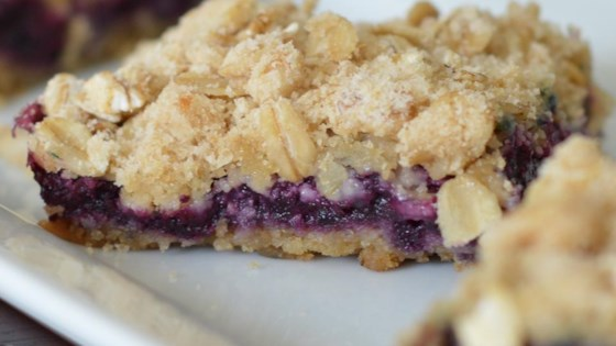 Photo of Blueberry Squares by Janet